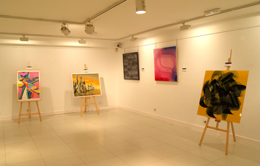 Exposición CARSA ARTE