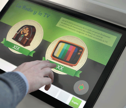 Software interactivo