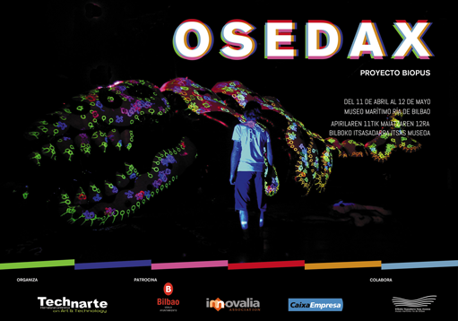 Cartel OSEDAX