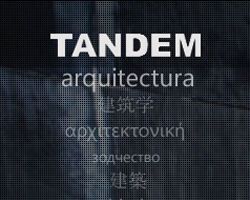 Web de Tandem Arquitectura