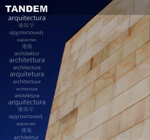 Detalle Web Tandem Arquitectura